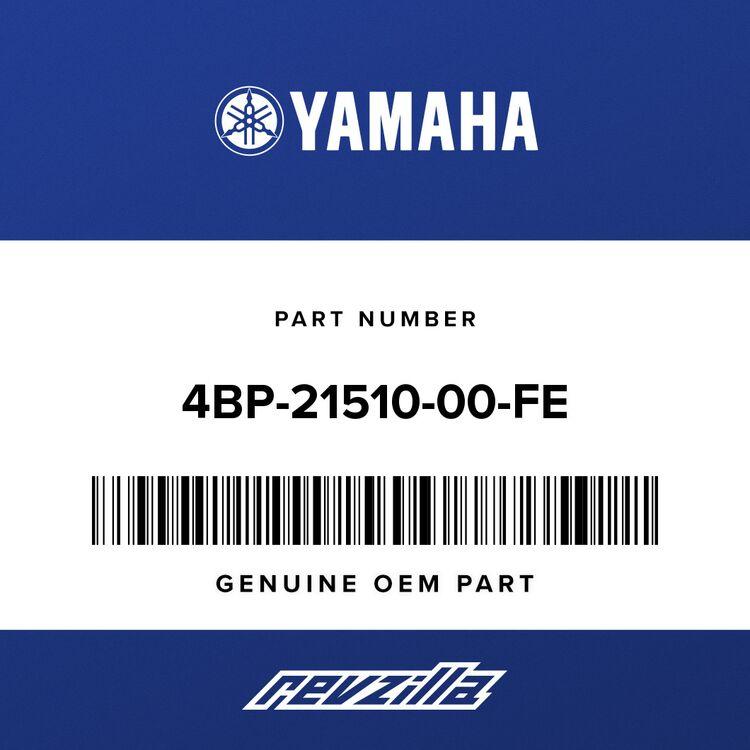Yamaha FRONT FENDER COMP. 4BP-21510-00-FE