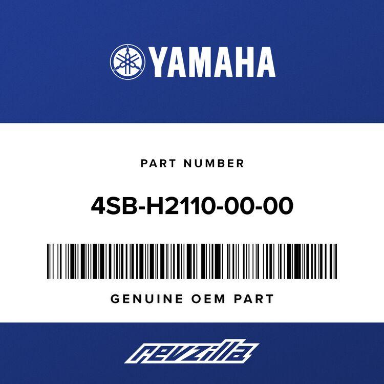 Yamaha BATTERY ASSEMBLY 4SB-H2110-00-00