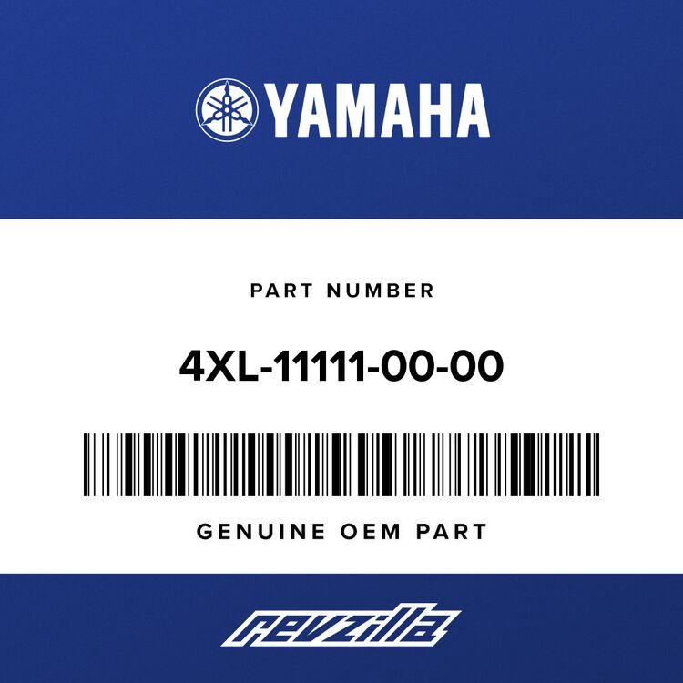 Yamaha HEAD, CYLINDER 1 4XL-11111-00-00