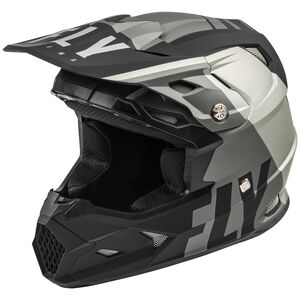 Fly Racing Dirt Toxin Transfer MIPS Helmet