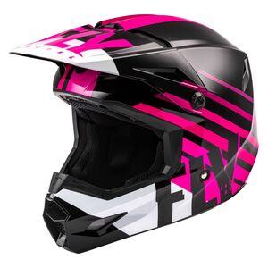 Fly Racing Dirt Youth Kinetic Thrive Helmet
