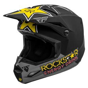 Fly Racing Dirt Kinetic Rockstar Helmet