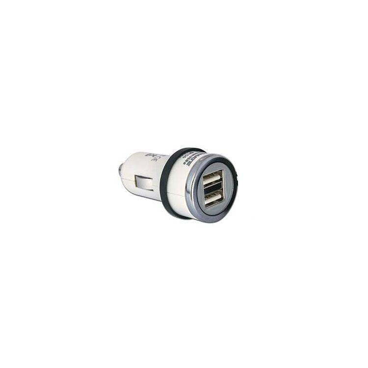 TecMate Dual USB Cigarette Adapter