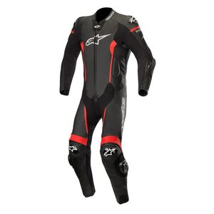 Alpinestars Missile Race Suit For Tech Air Race Black/Red / 46 [Blemished - Very Good]