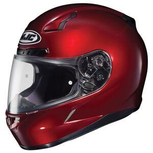 HJC CL-17 Helmet Wine / XS [Demo - Good]