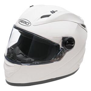 Sedici Strada Primo Helmet Matte White / SM [Demo - Good]