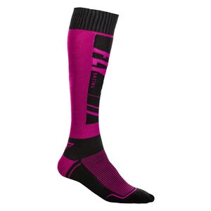 Fly Racing Dirt MX Thin Socks
