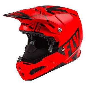Fly Racing Dirt Formula Vector Cold Weather Helmet