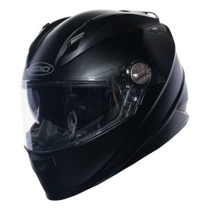 Sedici Strada Helmet Matte Black / XS [Demo - Good]