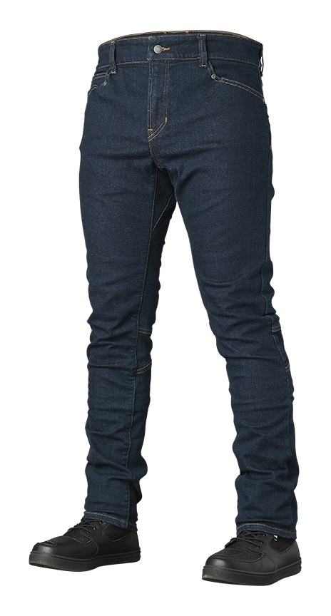 Indigo Speed and Strength Thumper Mens Street Motorcycle Pants 32X30