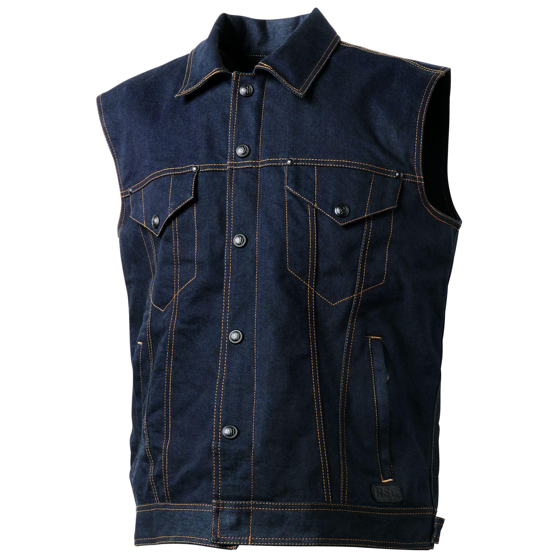 Roland Sands Design RSD Ringo Vest Camo//MD