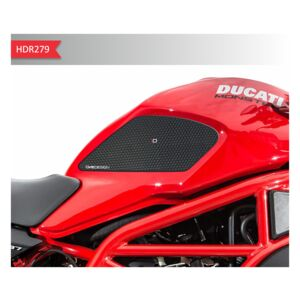 OneDesign HDR Tank Pads Ducati Monster 787 / 821 / 1200