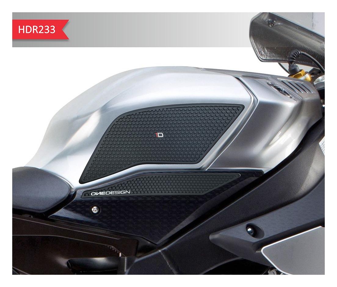 BMW HP4 MOTORCYCLE TANK  PAD PROTECTOR BLACK PROTECK ITALY
