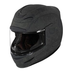 Icon Airmada Chantilly Helmet Rubatone Black / XL [Open Box]