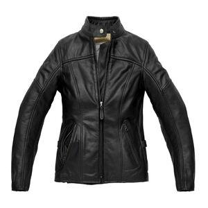 Spidi Rock Women's Jacket Black / 44 [Blemished - Very Good]