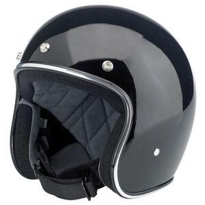 Biltwell Bonanza Helmet Black / SM [Blemished - Very Good]