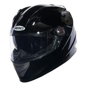 Sedici Strada Helmet Black / SM [Demo - Good]