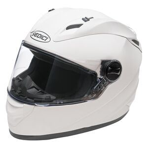 Sedici Strada Primo Helmet Matte White / XL [Blemished - Very Good]