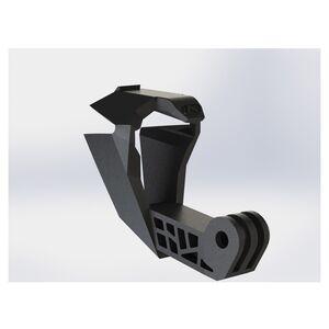 Klim F3 Chin Vent Camera Mount