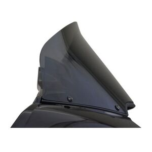 "Wind Vest Replacement Windshield For Harley Road Glide 2015-2019 Dark Smoke / 14"" Tall [Previously Installed]"