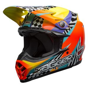 Bell Moto-9 MIPS Tagger Breakout Helmet