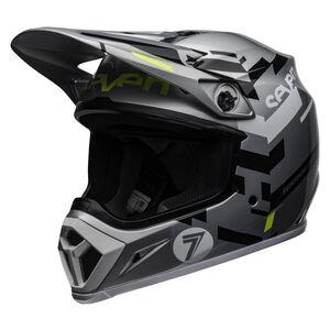 Bell MX-9 MIPS Seven Equalizer Helmet