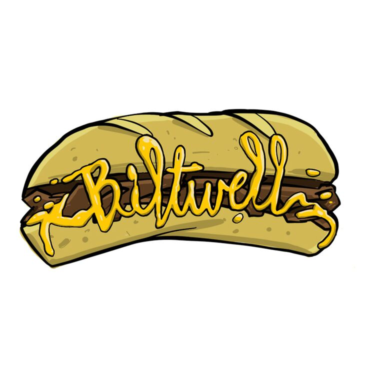 Biltwell Cheesesteak Pin