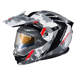 Scorpion EXO-AT950 Outrigger Helmet - Electric Shield