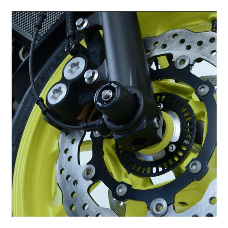 R&G Racing Front Axle Sliders Yamaha MT-07 2018-2020