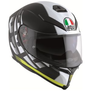 AGV K5 S Darkstorm Helmet - Closeout