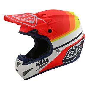 Troy Lee SE4 KTM Mirage Helmet (SM Only)