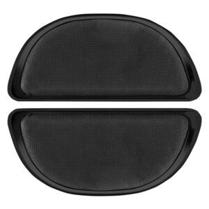 CycleSmiths Banana Boards Passenger Floorboard Covers For Harley 1984-2020
