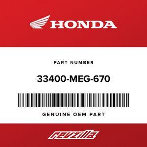 Honda 33400-Meg-670 Turn Signal Assy
