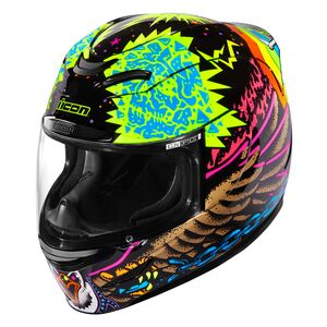 Icon Airmada Turbo Lover Helmet