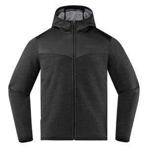Icon Merc Stealth Jacket RevZilla