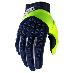 10007-054-13 100/% Black//Orange Derestricted Gloves Size XL