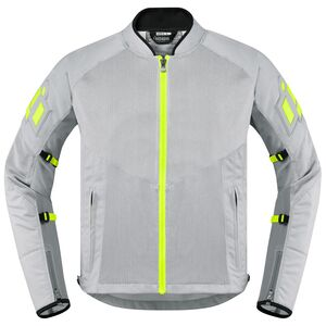 Icon Mesh AF CE Jacket Grey / XL [Demo - Good]