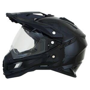 AFX FX-41 DS Helmet Black / XS [Demo - Good]