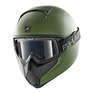 Shark Vancore Helmet Matte Green / LG [Blemished - Very Good]