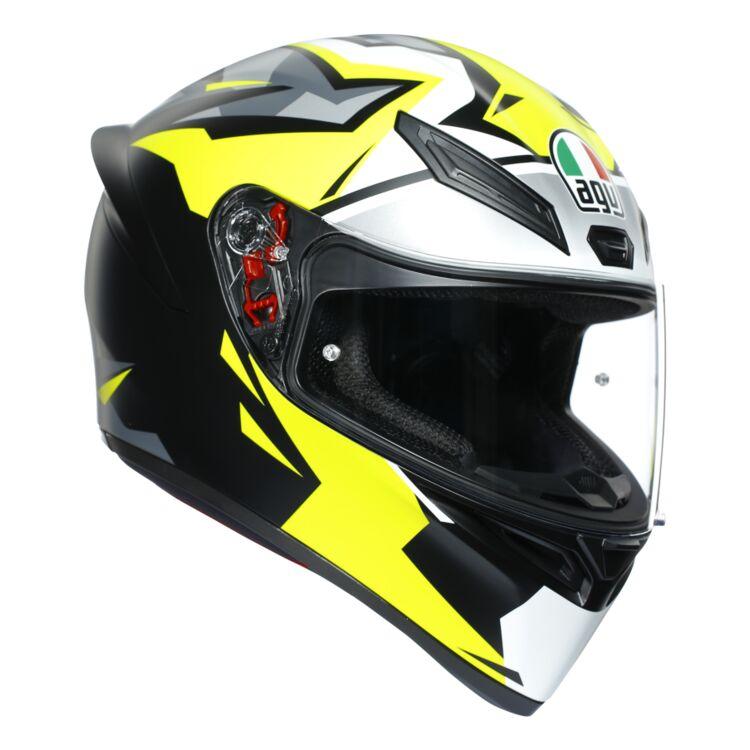 Agv K1 Mir 2018 Helmet Revzilla