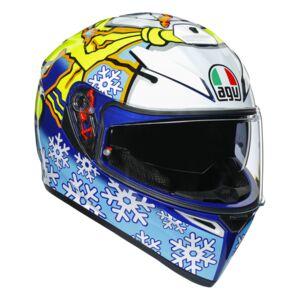 AGV K3 SV Rossi Winter Test 2016 Helmet