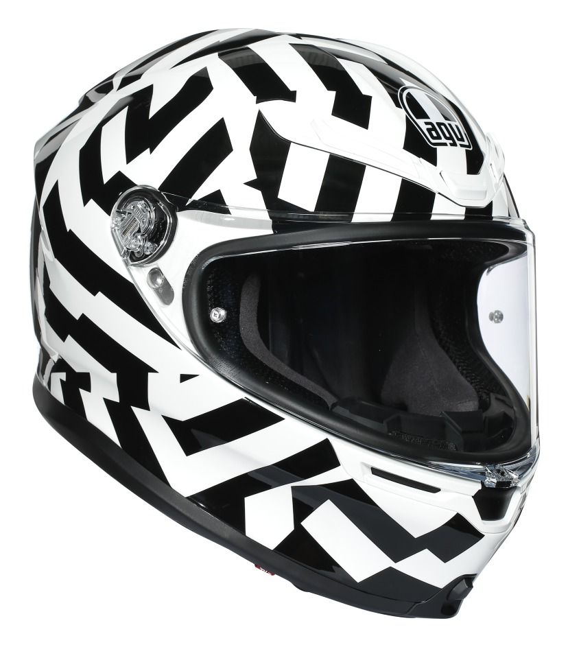 Agv K6 Secret Helmet Revzilla