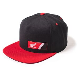 Factory Effex Apparel Fits Honda Tri Hat Red 18-86200