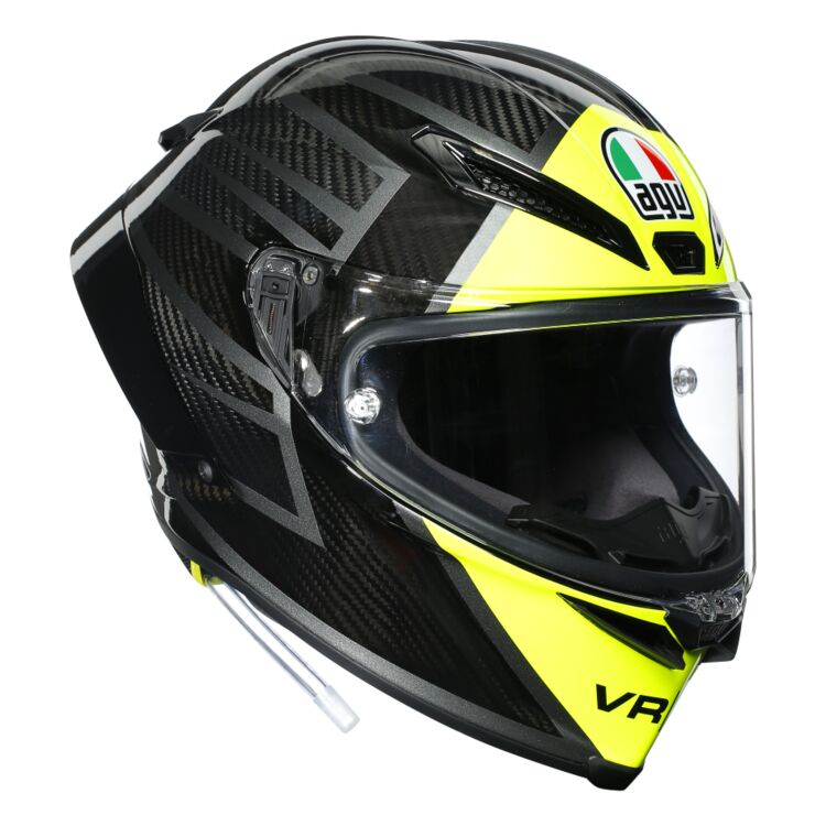 AGV Pista GP Carbon Helmet - RevZilla
