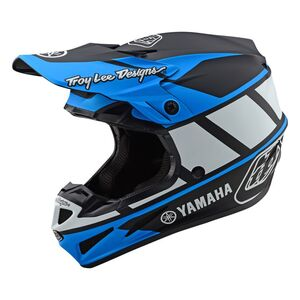 Troy Lee SE4 Yamaha Helmet