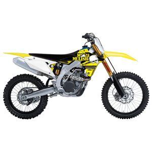 Details about  /Brake Caliper Rebuild Kit For 1993 Suzuki RM125 Offroad Motorcycle Shindy 08-203