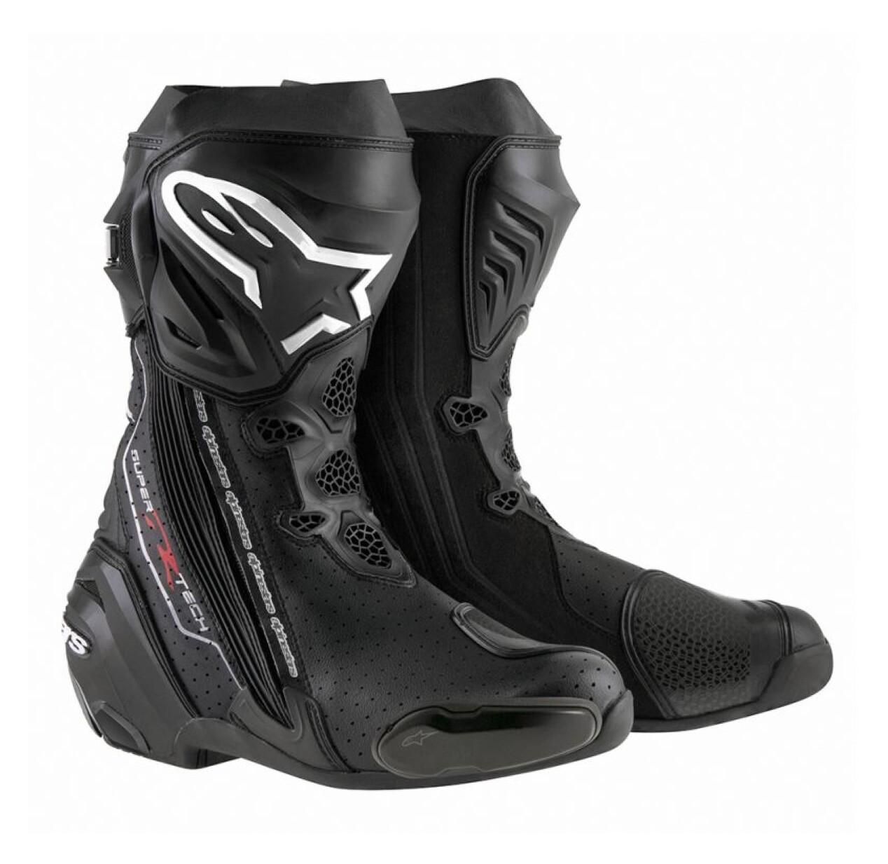 Alpinestars Supertech R Boots RevZilla