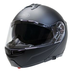 Sedici Sistema Helmet Matte Black / MD [Blemished - Very Good]