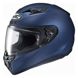 HJC HJ-31 Blue Mirrored Shield Visor for i70 i10 HELMET Lens Moto Motorcycle