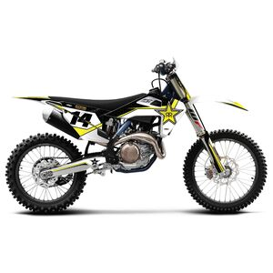 Factory Effex Complete Rockstar Graphics Kit Husqvarna TC 85 2018-2020